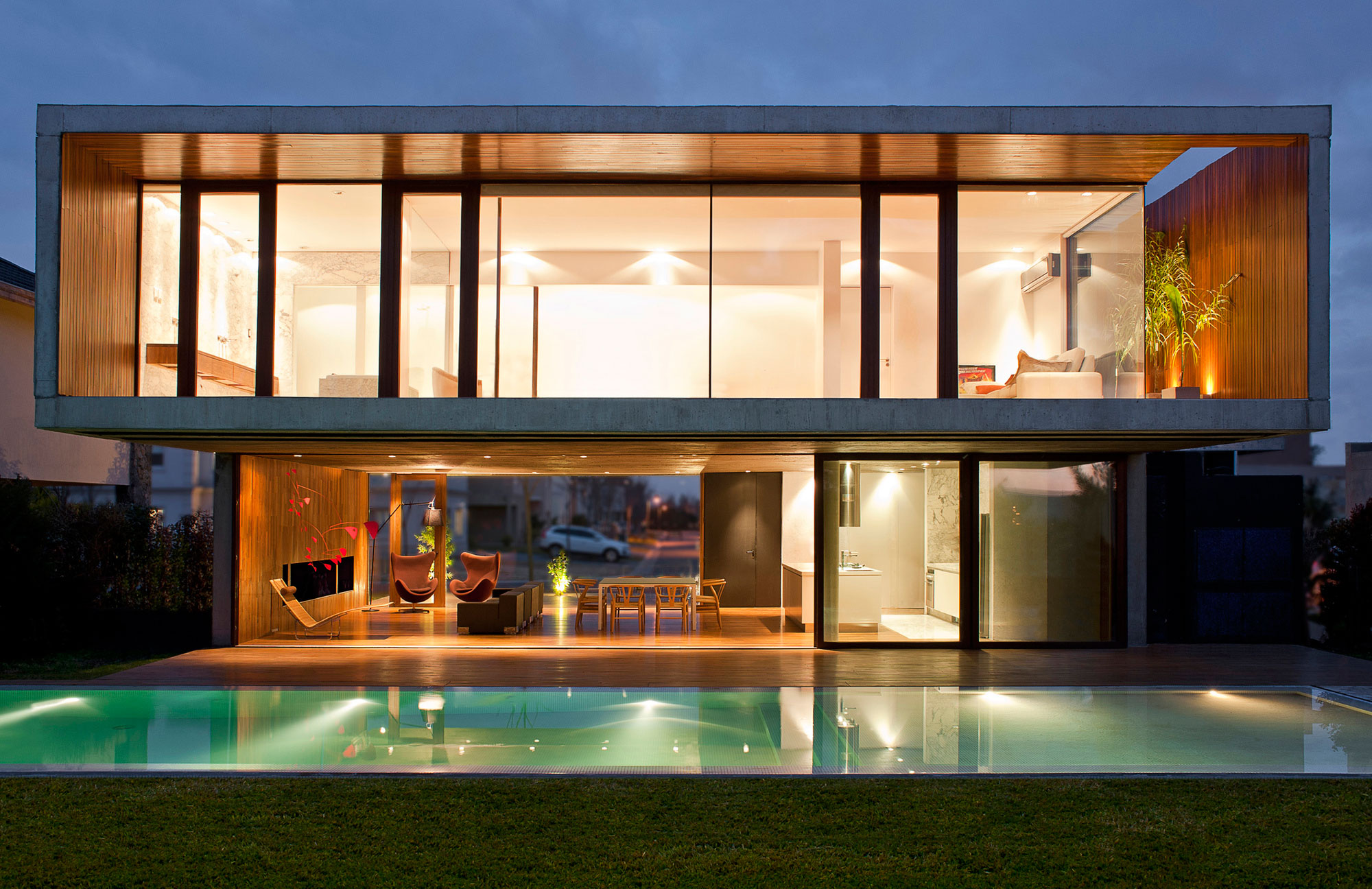 Awesome Modern Contemporary House Design