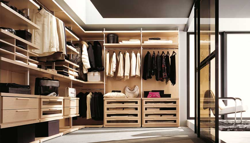 Well Organized Walk In Closets Ideas 2138 House