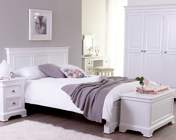 White Bedroom Furniture 2674  House Decoration Ideas