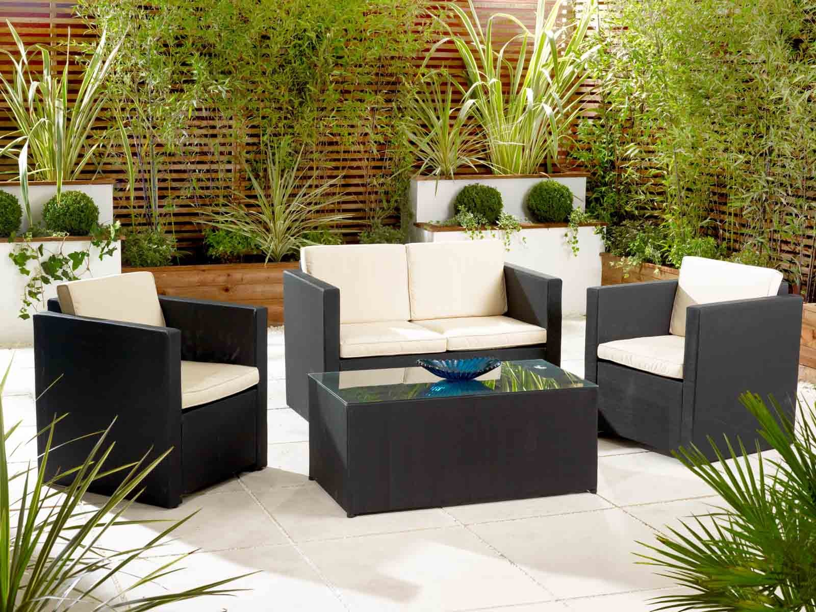 Wicker Outdoor Furniture (View 3 of 10)