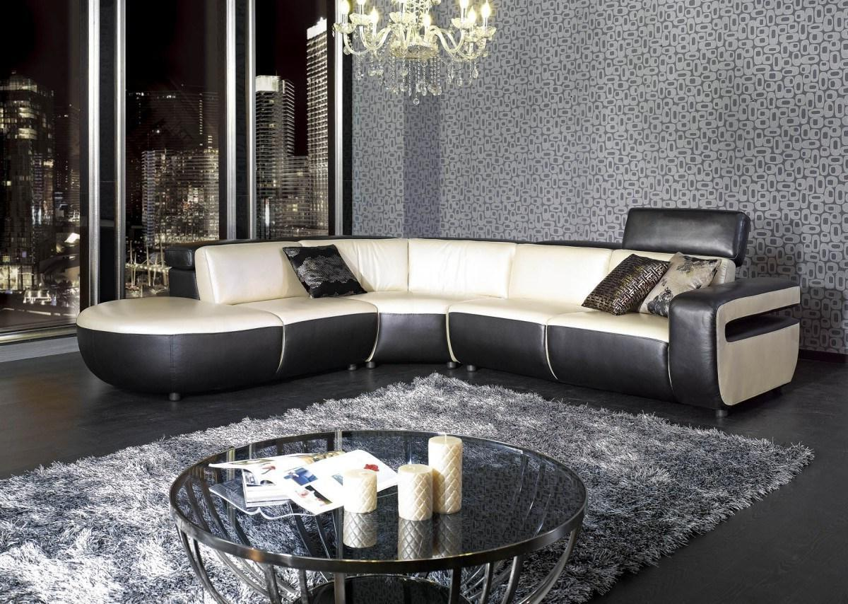 Luxury Apartment Sofa (Image 8 of 9)