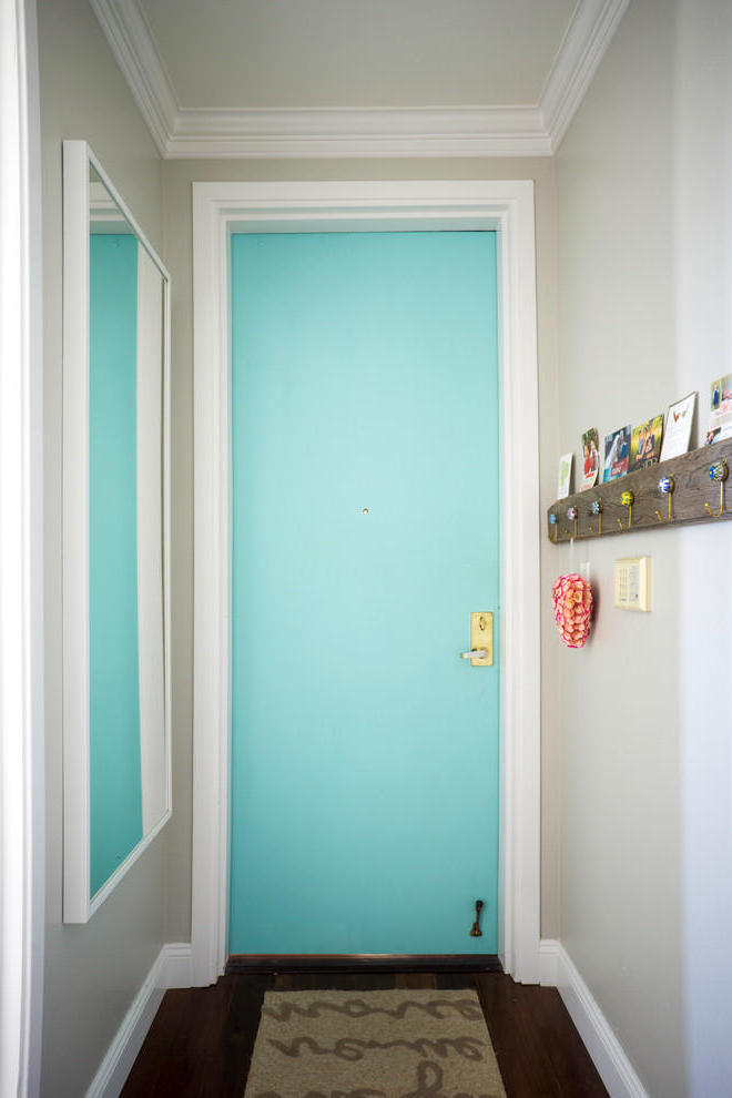 Small Entryway For Apartment Image 11 Of 13