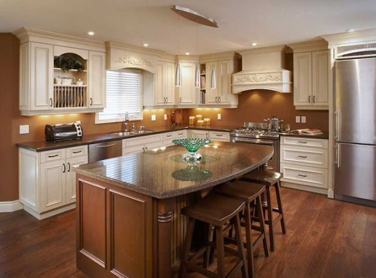 Featured Image of Antique Kitchen For Classic Nuance