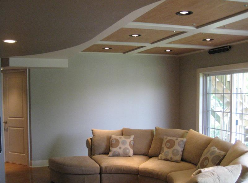 Featured Image of Best Living Room Ceiling Materials