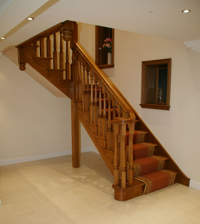 Featured Image of Carpet Staircase Flooring