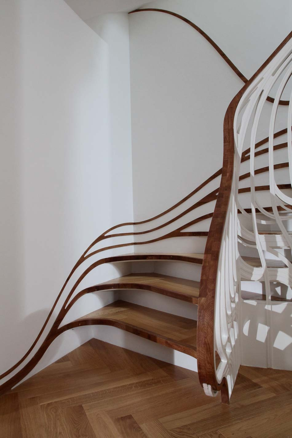 Featured Image of Creative Style Staircase Contemporary Design