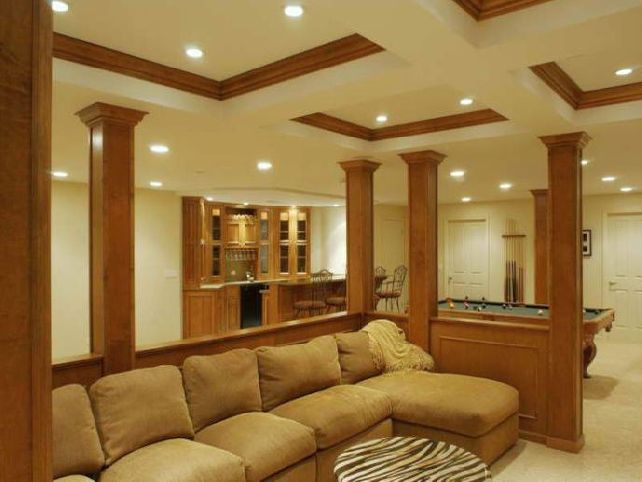 Featured Image of Deluxe Basement Ceiling Fixture