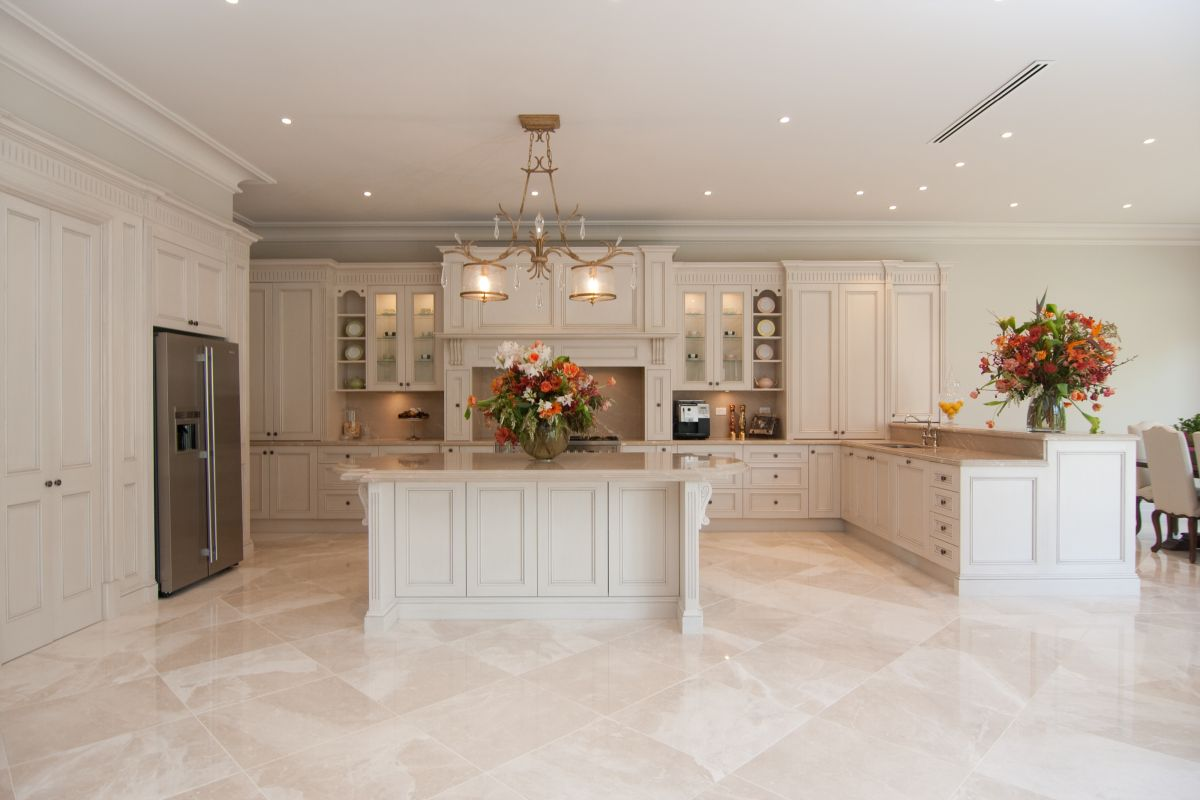Featured Image of Elegance Luxury Kitchen For Large Space