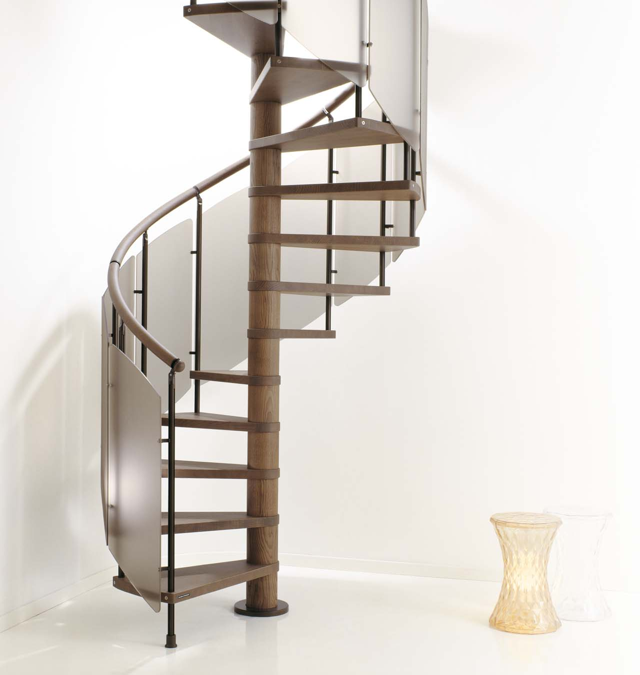 Featured Image of Gorgeous Spiral Staircase Kit