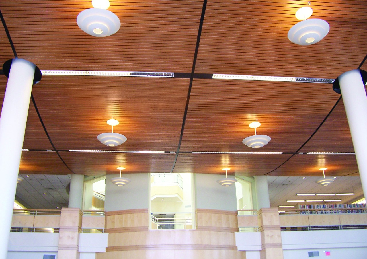 Featured Image of Luxury Wooden Ceiling Photo