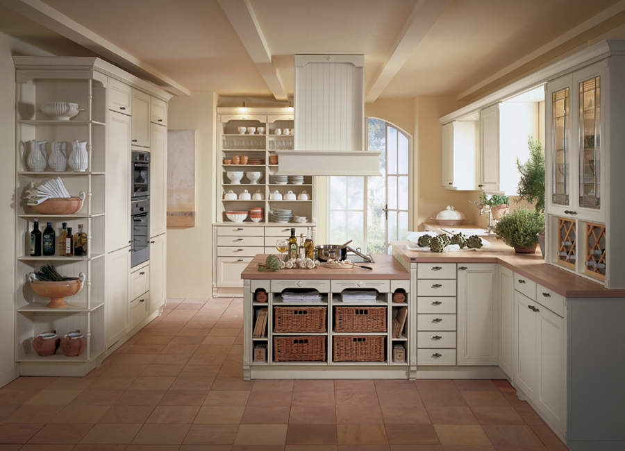 Featured Image of Modern Kitchen Rack And Cabinet