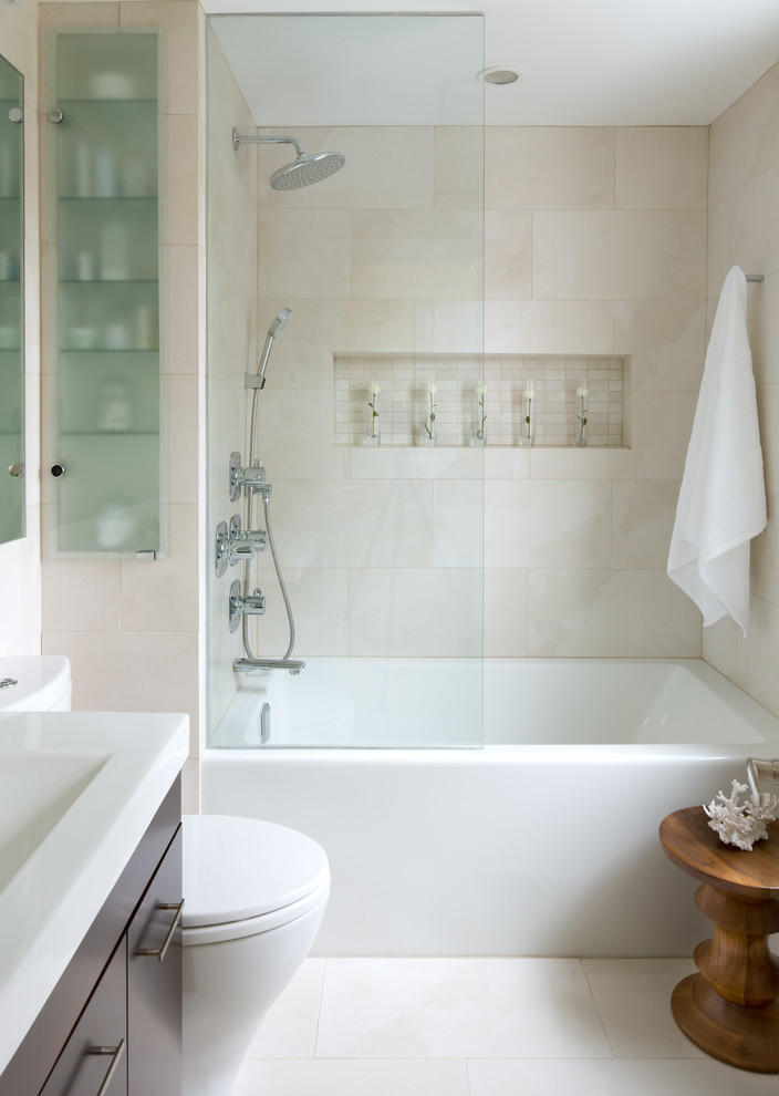 Featured Image of Small Bathroom Remodel Solutions