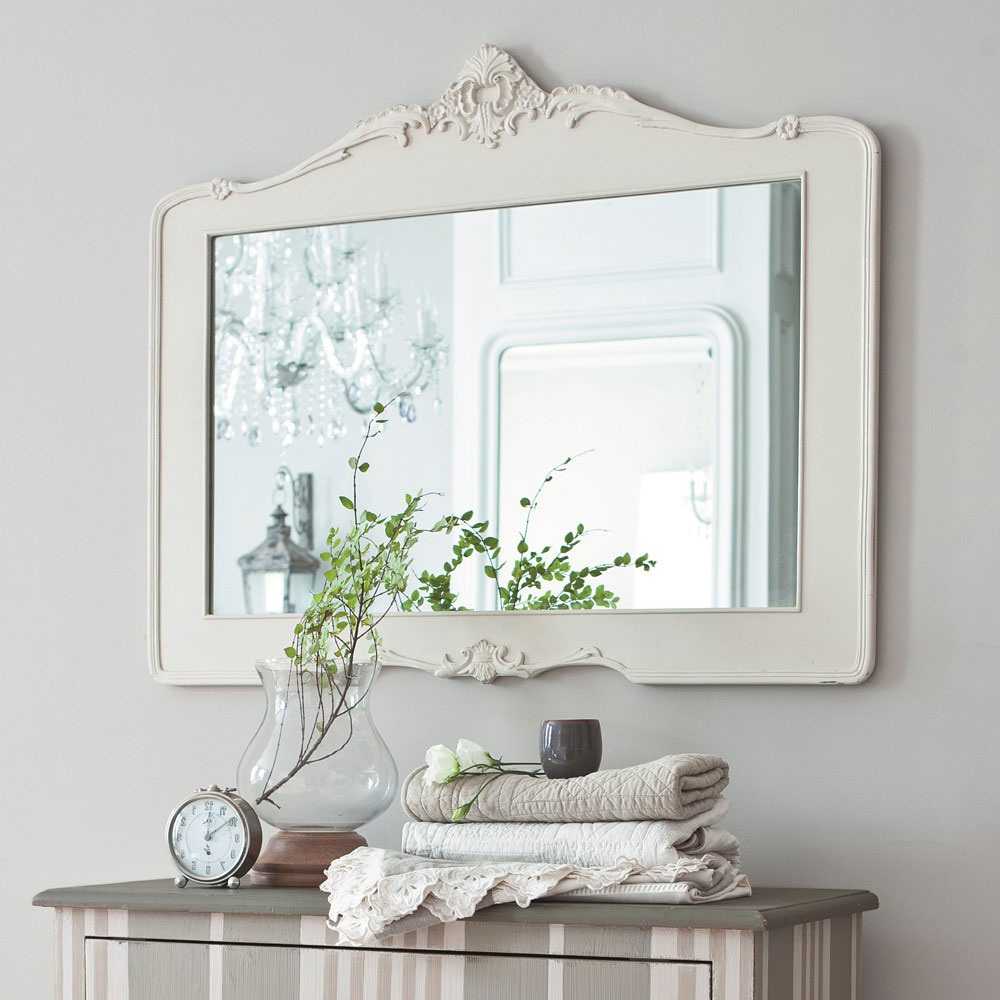 DIY Classic Island Bathroom Mirror (Image 1 of 6)