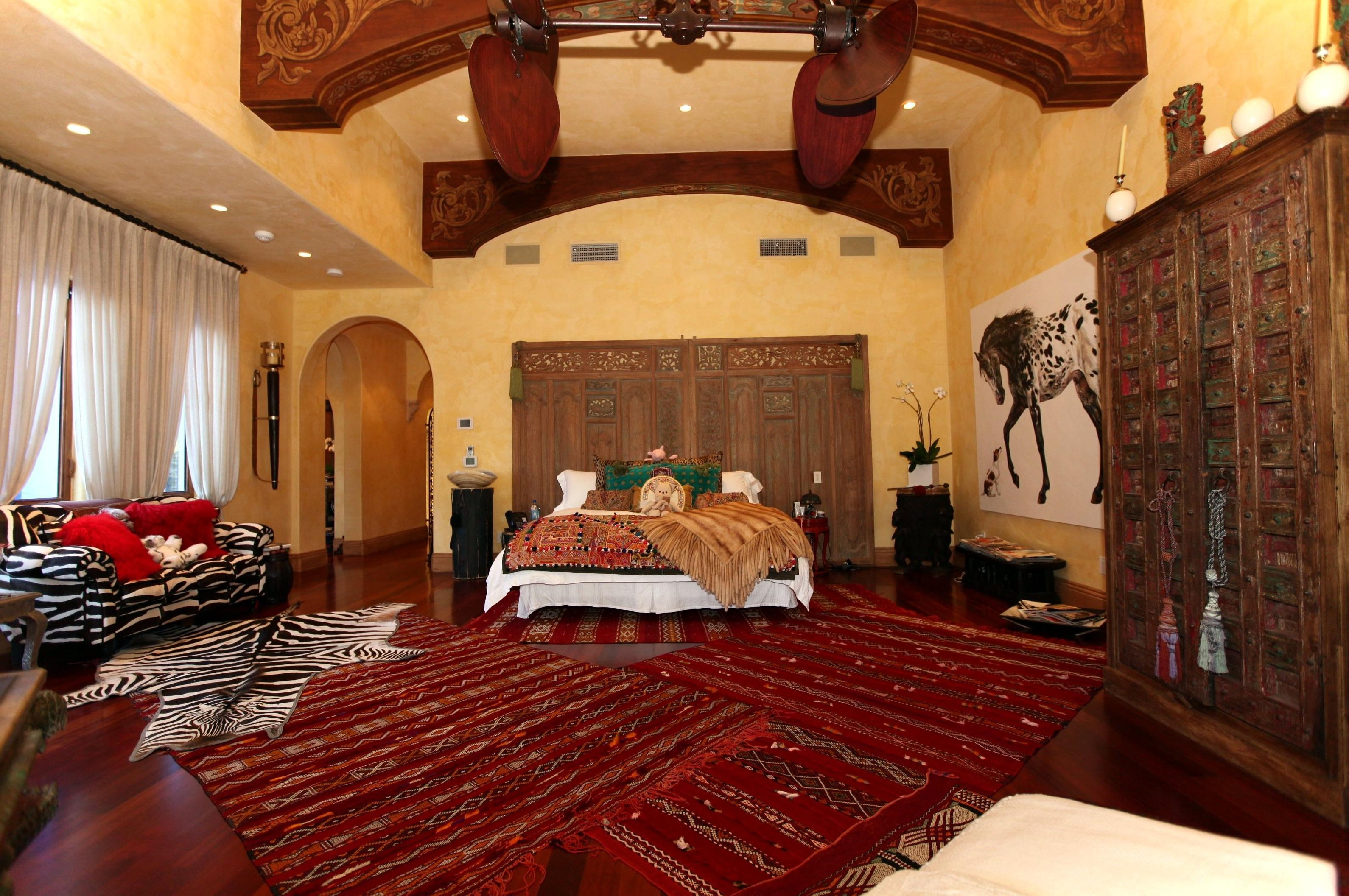 Mexican Rich Ethnicity Bedroom Decoration  Image 5 of 12. Mexican Home Decor Tips With Rich Ethnicity  3197   Interior Ideas