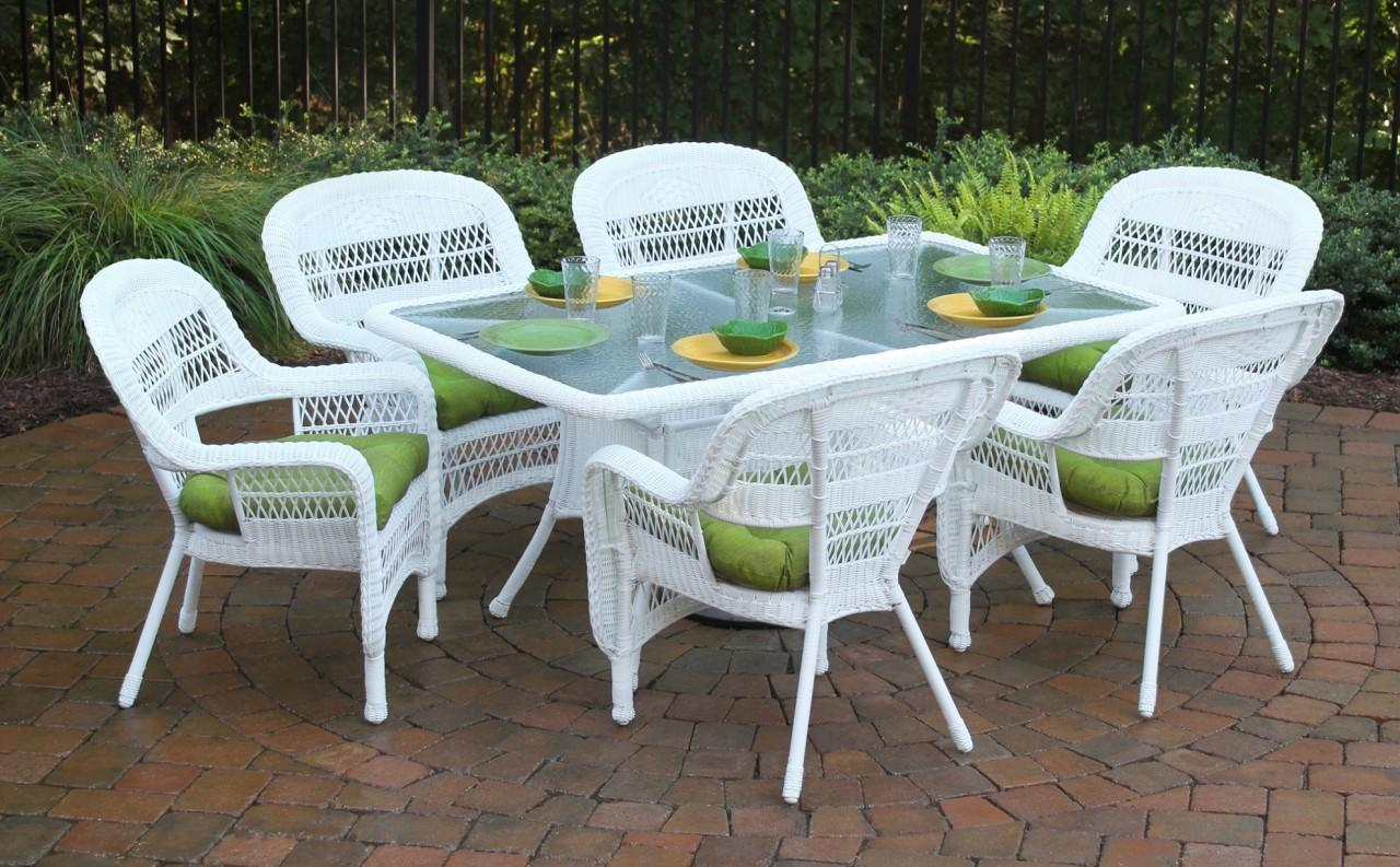 White Plastic Patio Chairs (View 2 of 5)