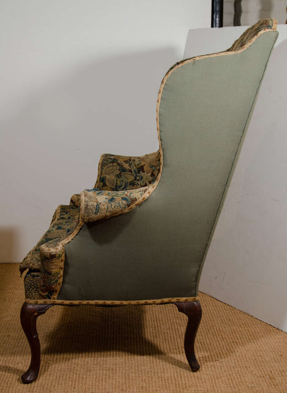Elegance Queen Anne Chair (View 2 of 11)
