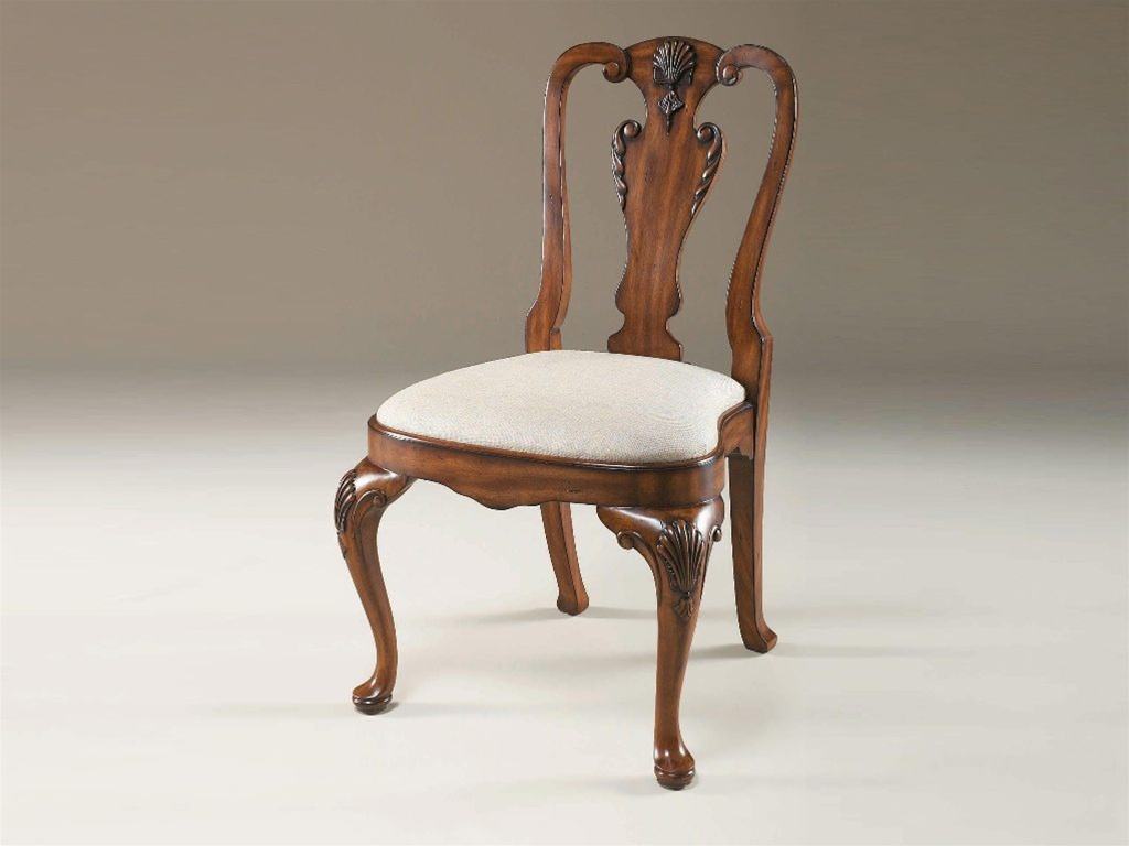 Modern Queen Anne Chair (Image 8 of 11)