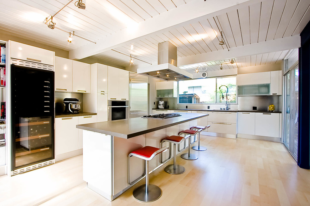 Contemporary Kitchen Furniture Ideas (Image 3 of 12)