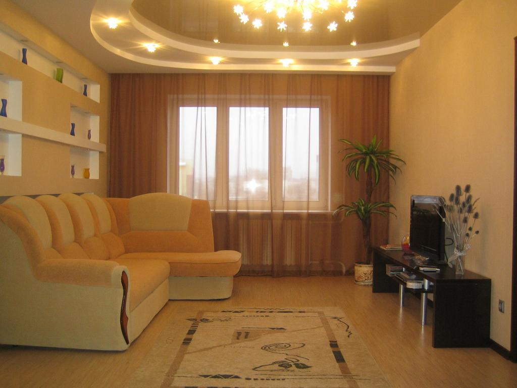 Featured Image of Contemporary Small Living Room Beige Walls