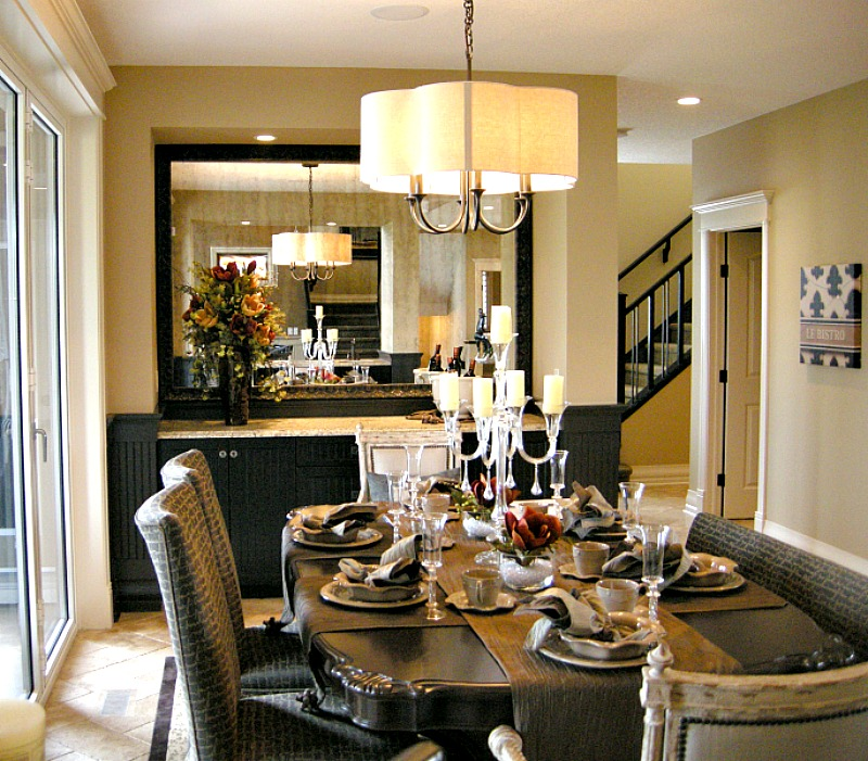Featured Image Of Dining Room Wall Mirror Placement