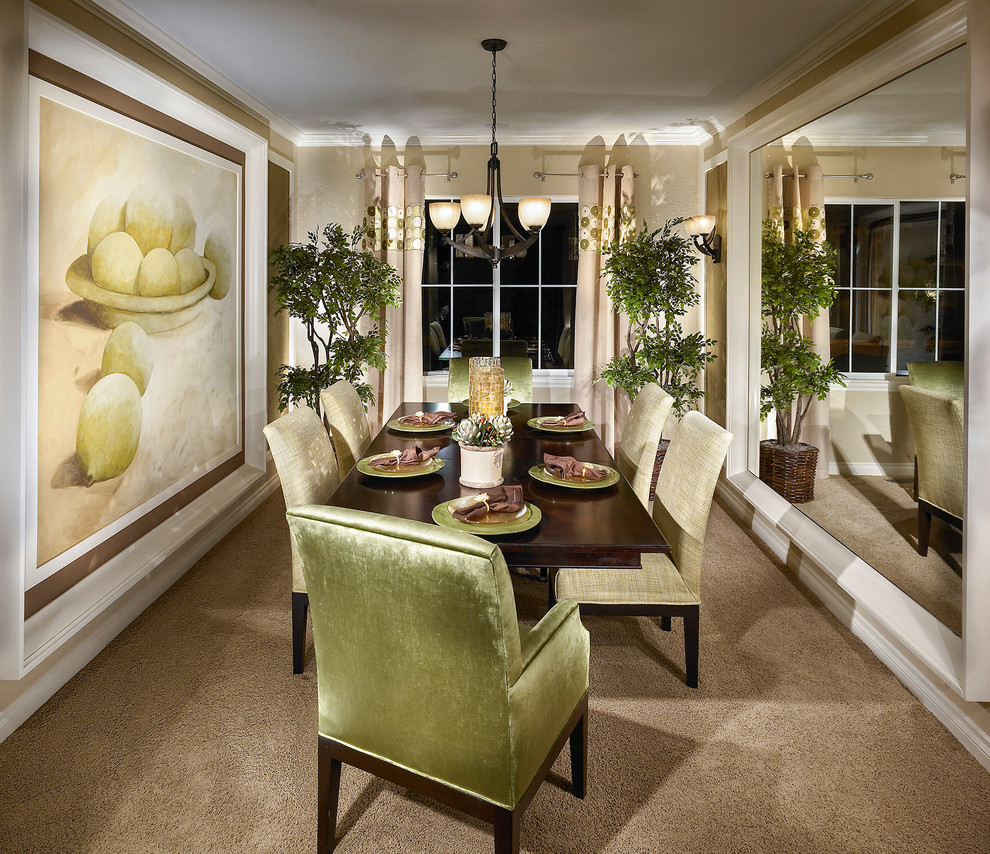 Featured Image of Superb Wall Mirrors For Elegant Dining Room