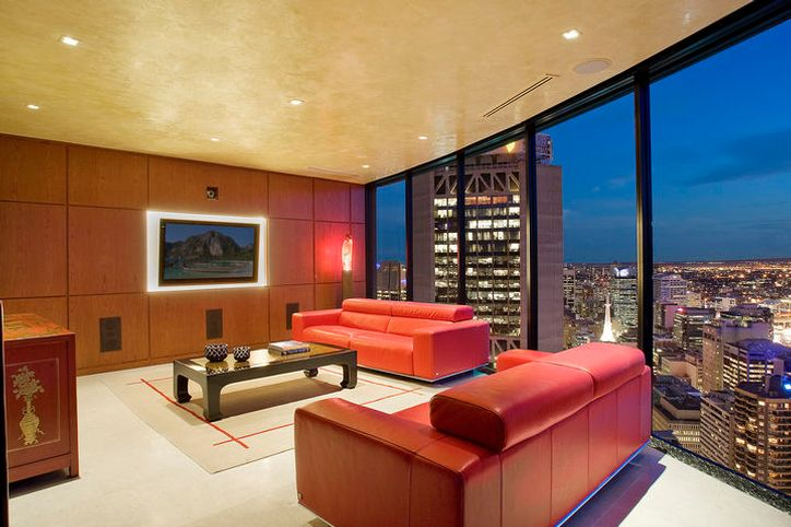 Featured Image of Sydney Luxury Apartment Living Room