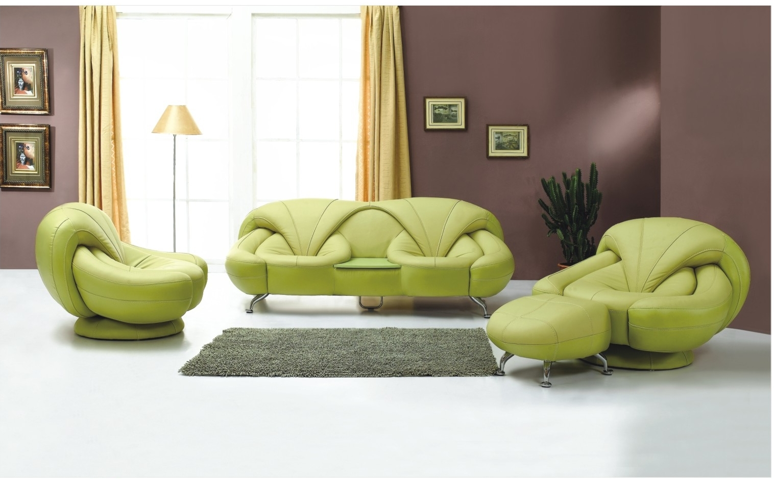 Featured Image of Unique Stylish Living Room Sofa And Carpet