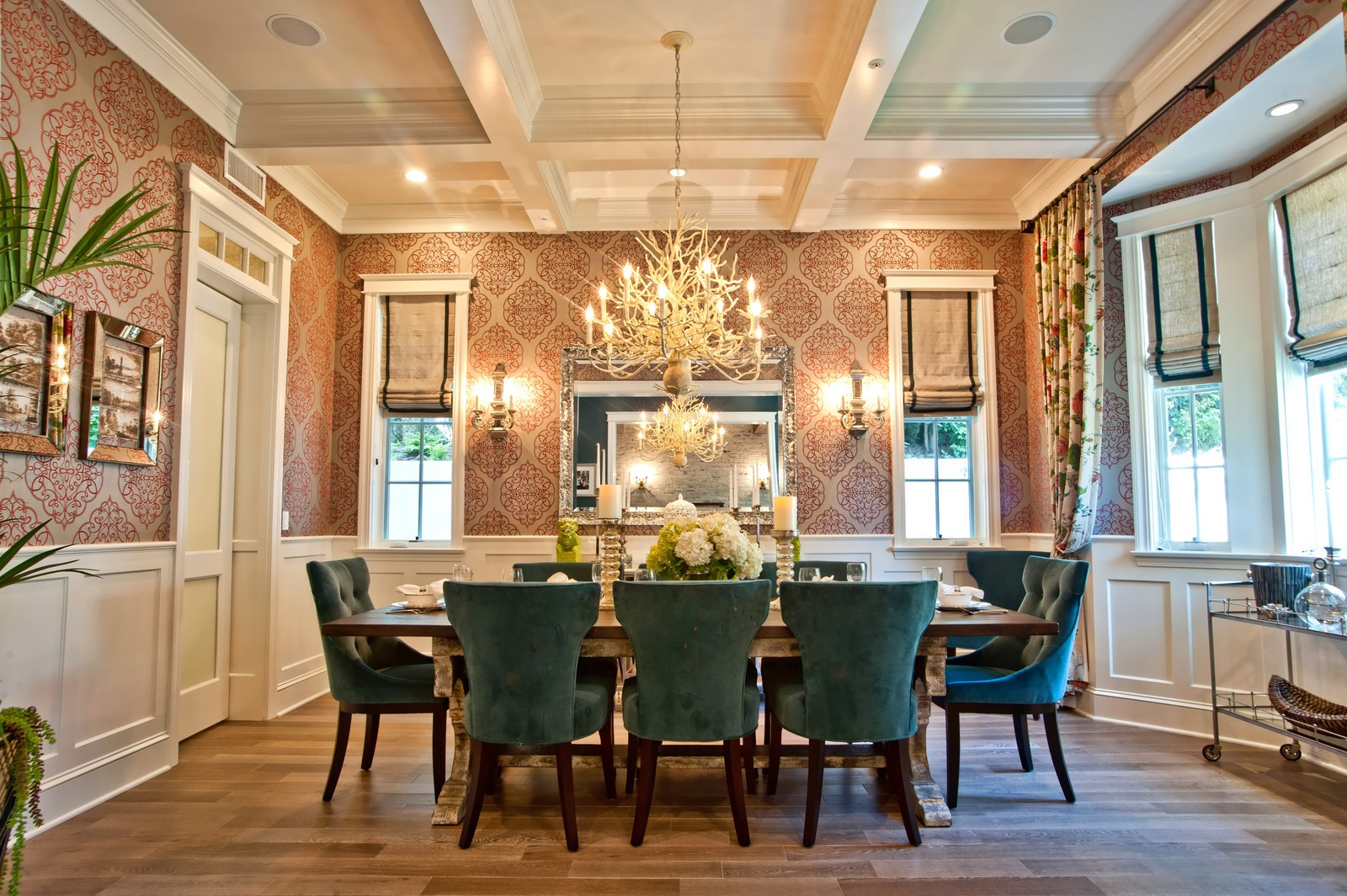 30 Best Formal Dining Room Design And Decor Ideas 828