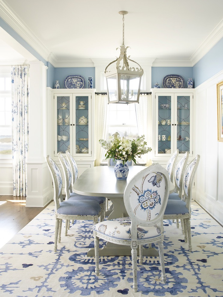 Living Room Paint Color Ideas With Blue Furniture