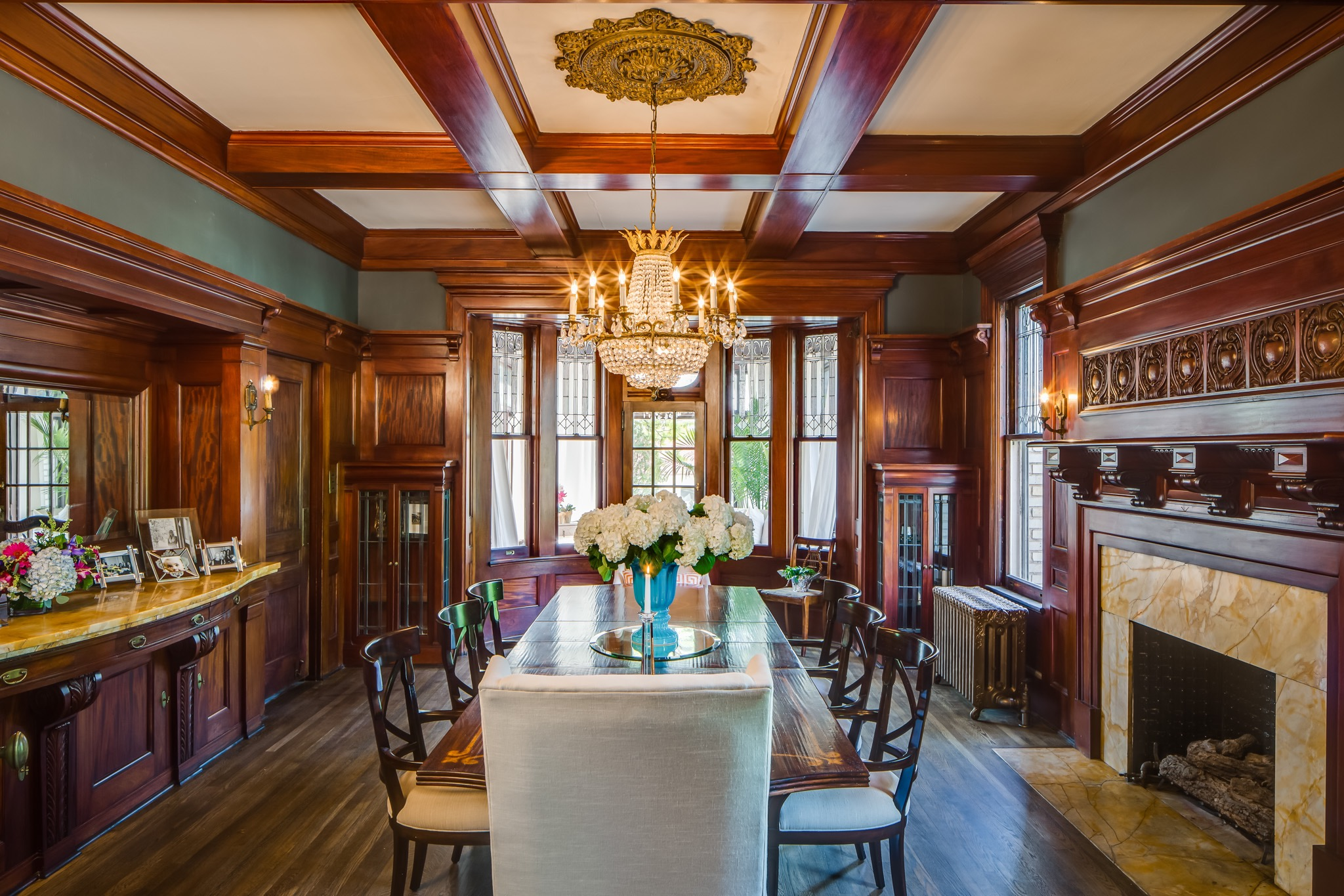 Traditional Dining Room Remodel To Formal Design (View 27 of 30)