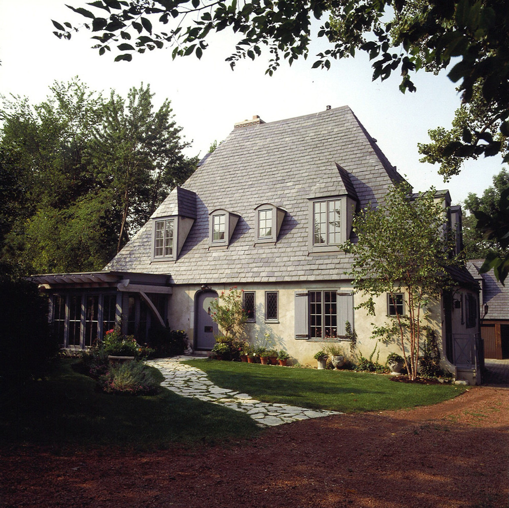 Featured Image of 1 Floor French Country House Exterior Plans