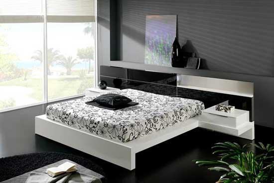 Featured Image of 2013 Elegant Black White Bedroom Ideas