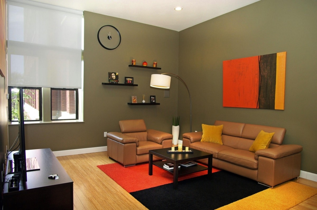 Featured Image of 2014 Fashionable American Living Room Decor