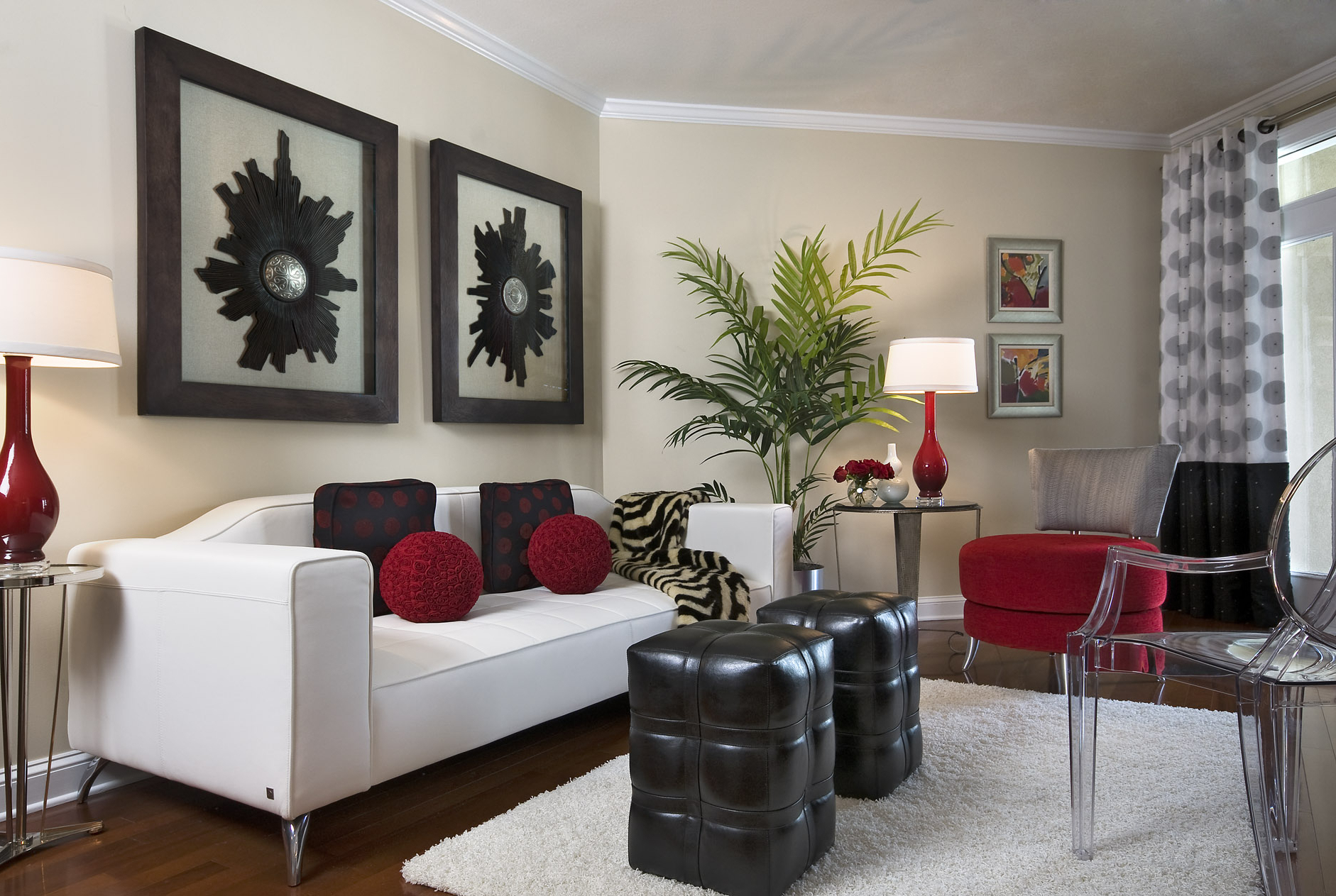 Featured Image of 2014 Narrow Modern Living Room