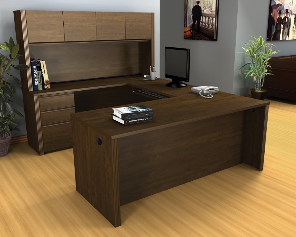 Featured Image of 2014 Modular Executive Home Office Furniture