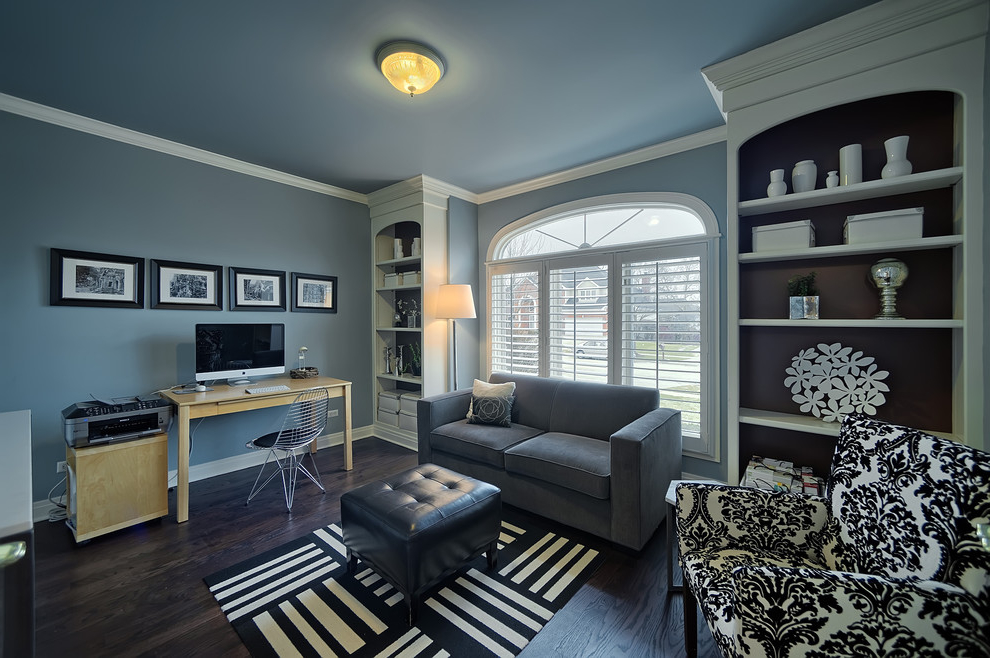 Featured Image of 2015 Modern Home Office Interior
