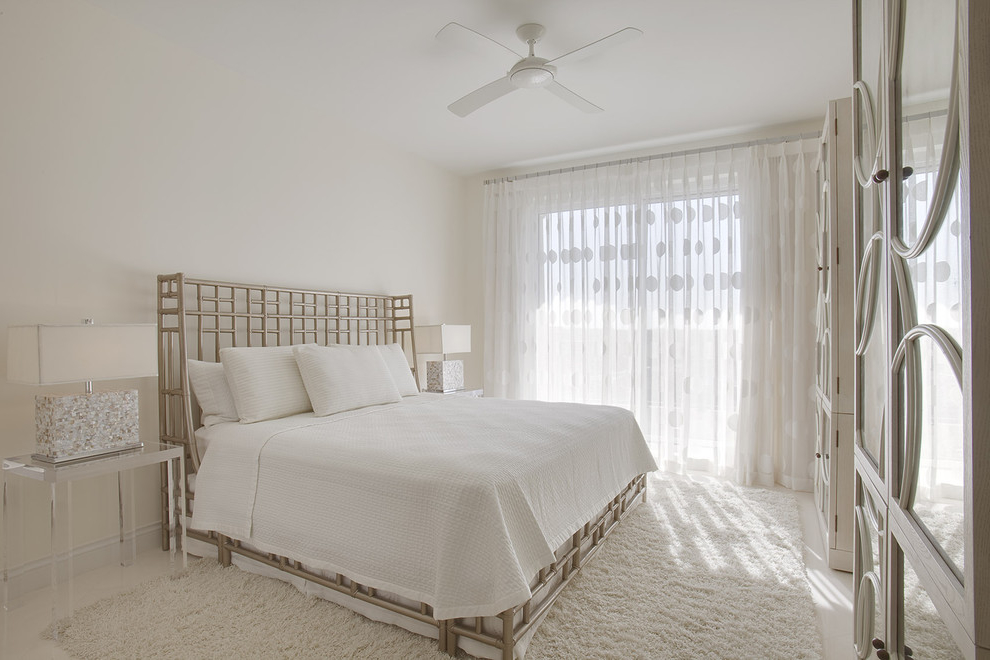 Featured Image of 2015 Wonderful White Bedroom Contemporary Style