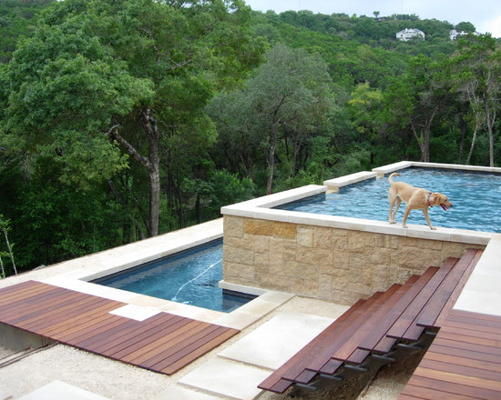 Featured Image of Above Ground Swimming Pool Design Ideas