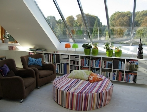 Featured Image of Attic Living Room Remodel For Small Space