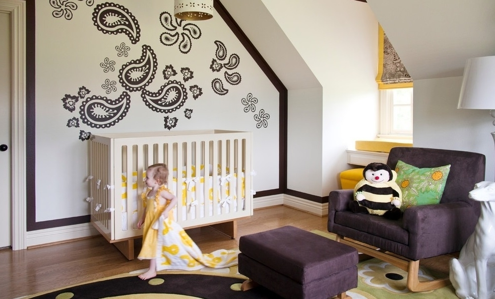 Featured Image of Attic Makeover To Baby Room