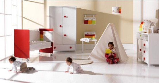 Featured Image of Baby Room Furniture Decoration Ideas