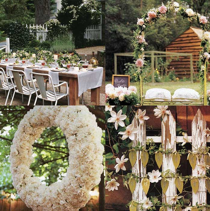 Featured Image of Backyard Cheap Wedding Reception Ideas