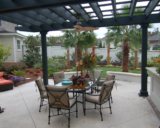 Featured Image of Backyard Terrace Design Ideas