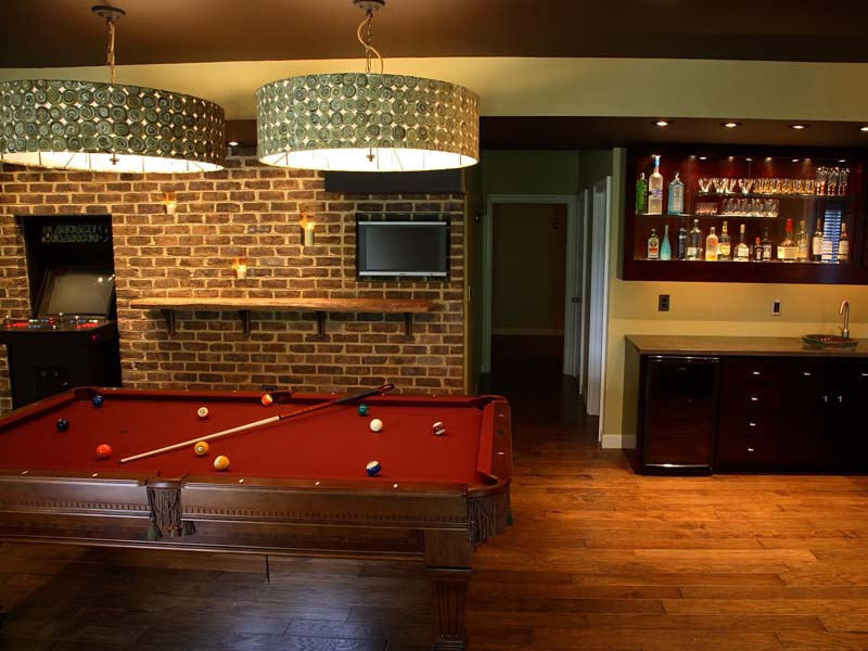 Featured Image of Basement Game Room Decoration Ideas