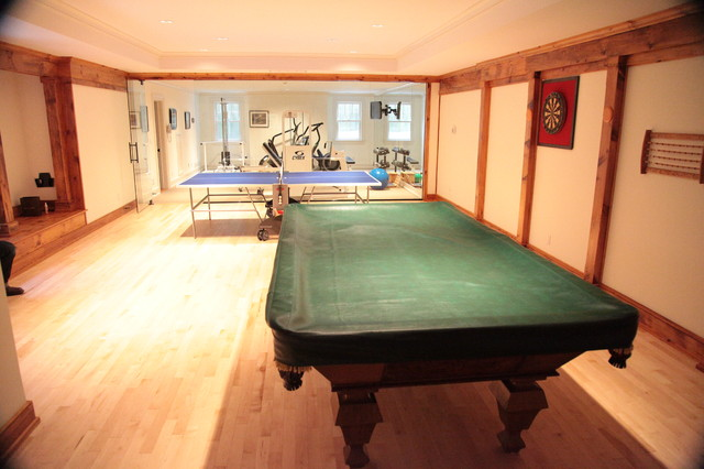 Featured Image of Basement Games Room Ideas