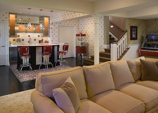 Featured Image of Basement Living Room Remodeling