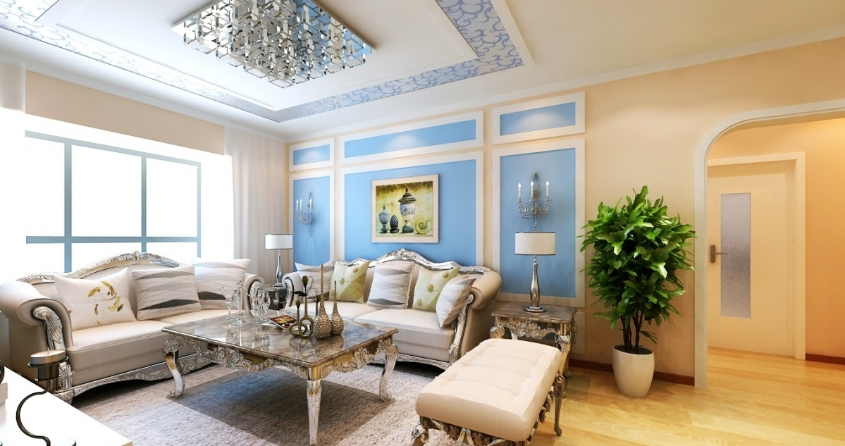 Featured Image of Beautiful European Style Living Room