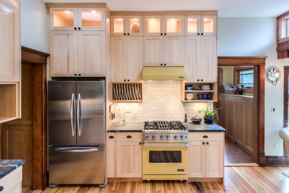 Featured Image of Beauty Kitchen Lighting In Cabinet
