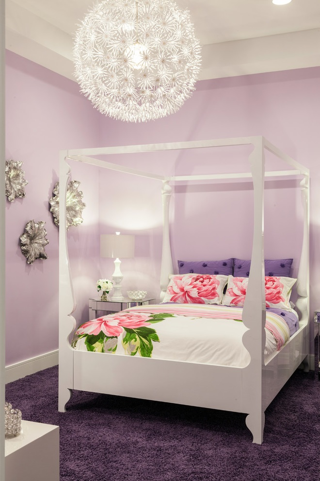 Featured Image of Beauty And Glamour Theme For Girl Bedroom