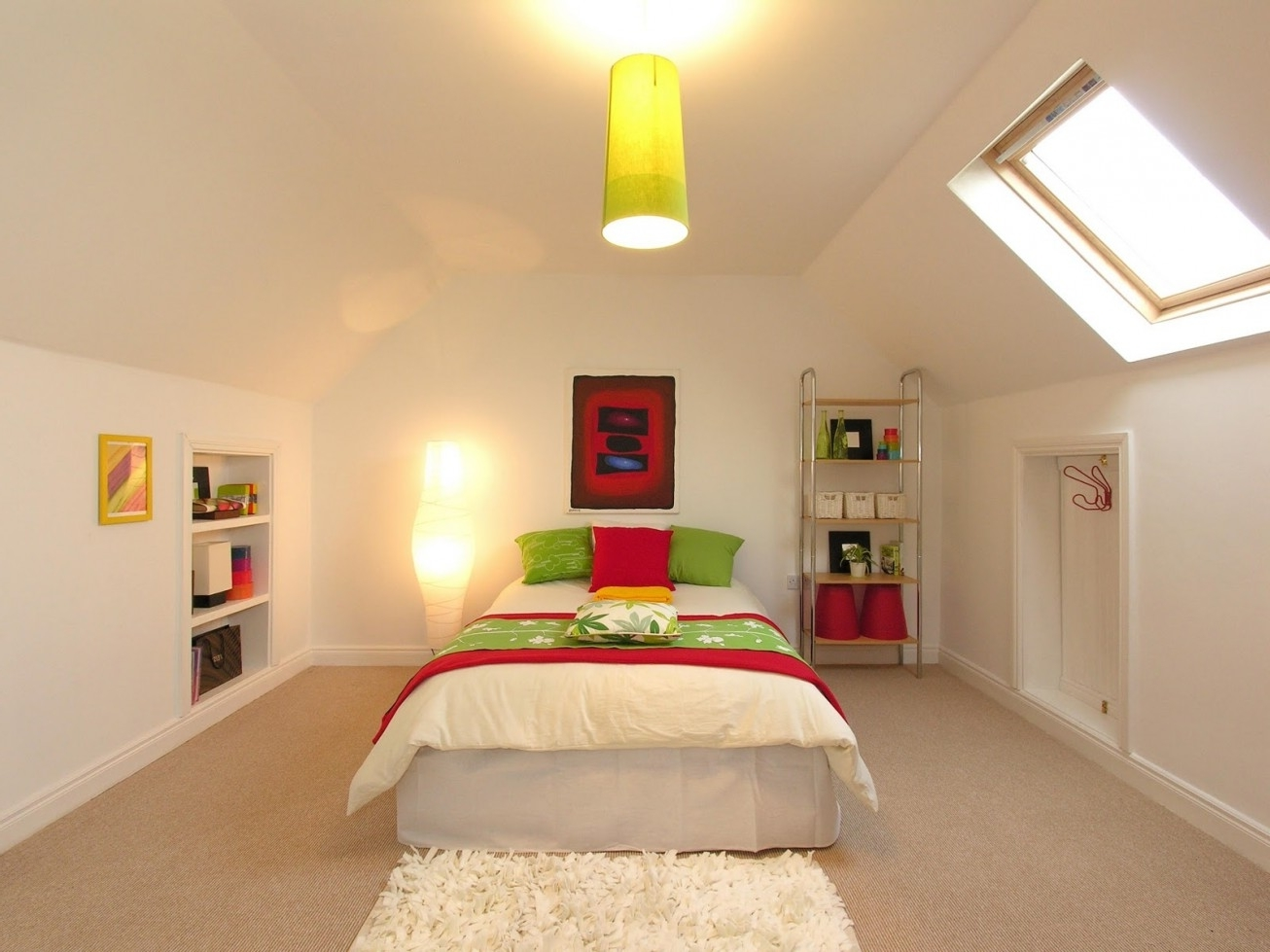 Featured Image of Best Beautiful Attic Bedroom